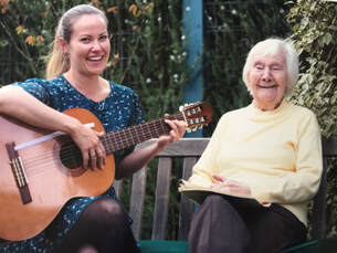 Music therapy dementia